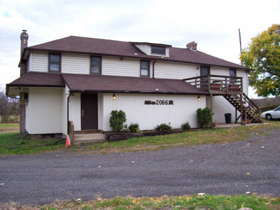 Clubhouse Building